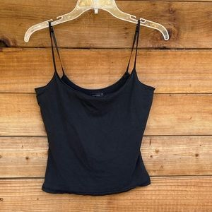 Express black camisole with lining for bra area